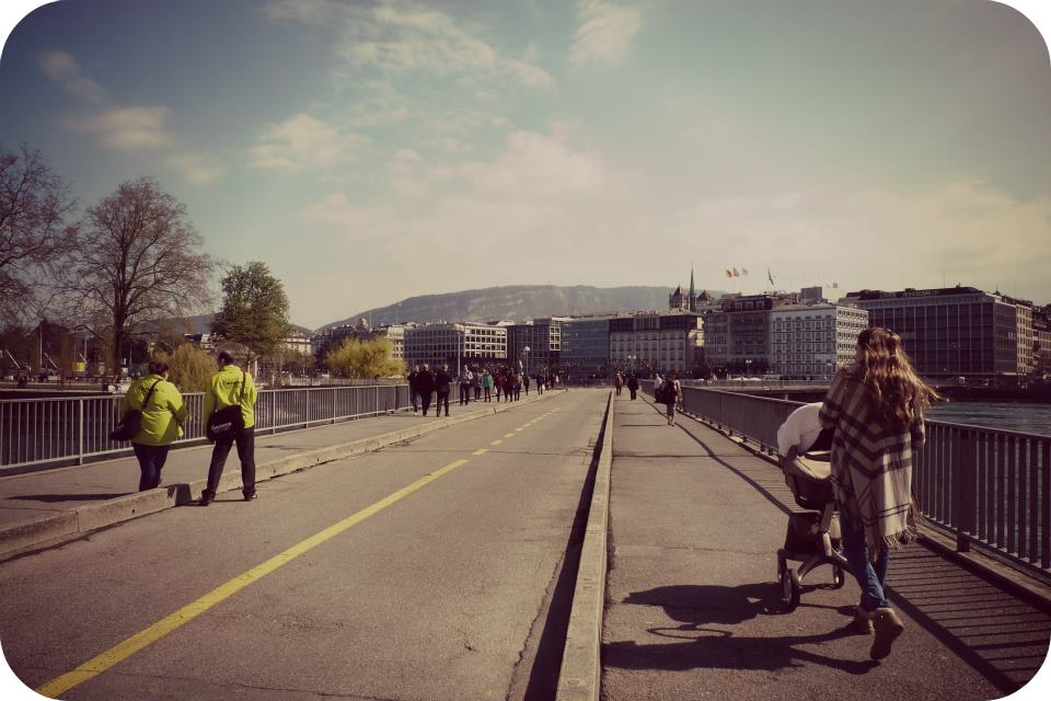Genève spring