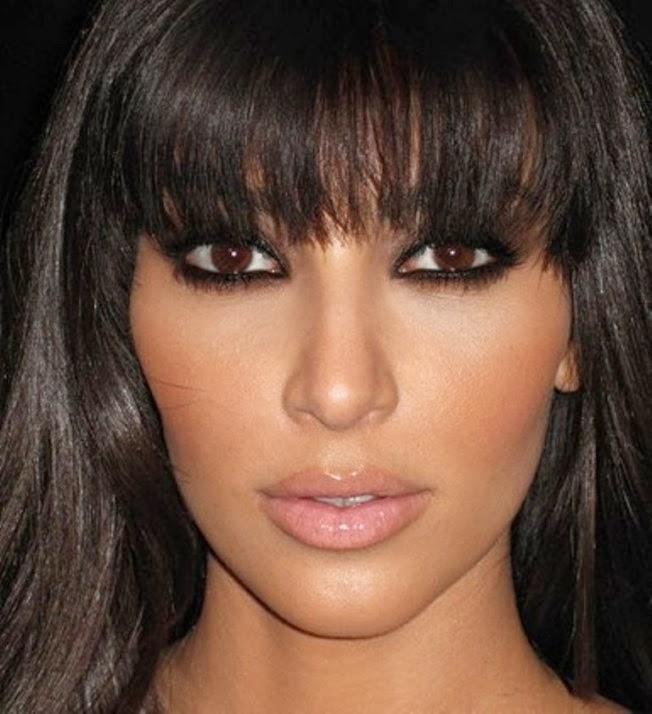Makeup for Big Brown Eyes