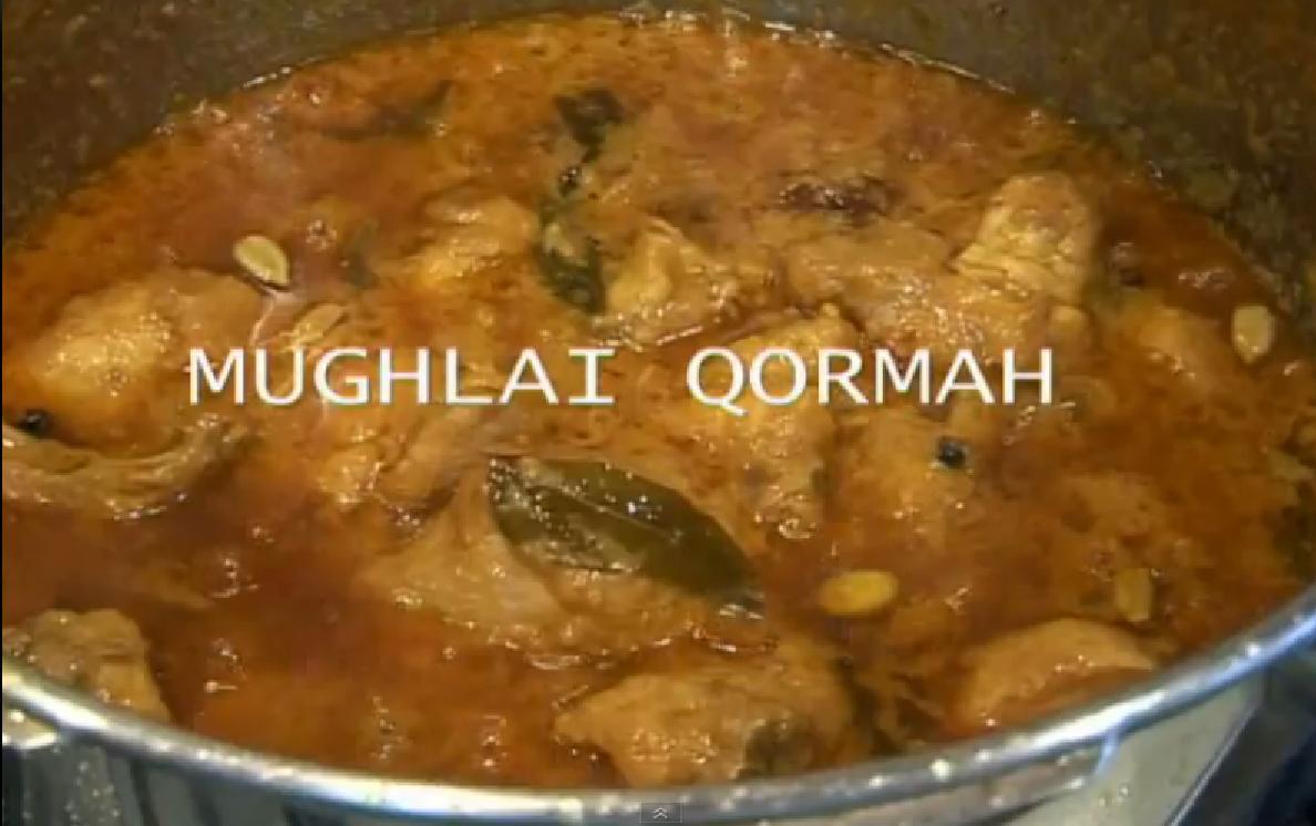 Mughlai Recipes in Urdu Video Link-urdu-mughlai Qorma