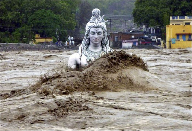 flood ravaged uttarkand