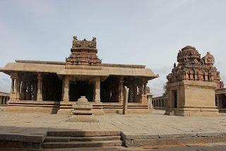 Balakrishna Temple Hampi History