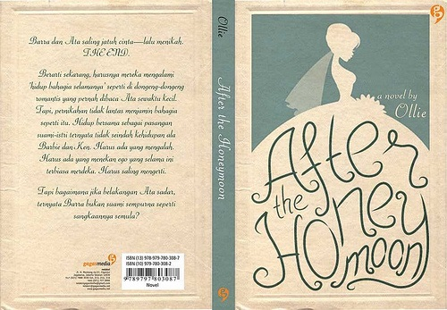 Novel After The Honeymoon by Ollie