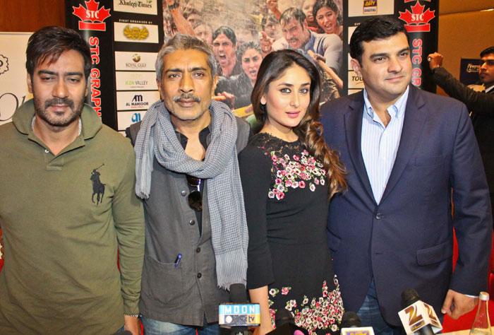 Satyagrah Movie Promotion
