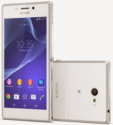 Sony Xperia M2 Smartphone Android Harga Rp 2 Jutaan