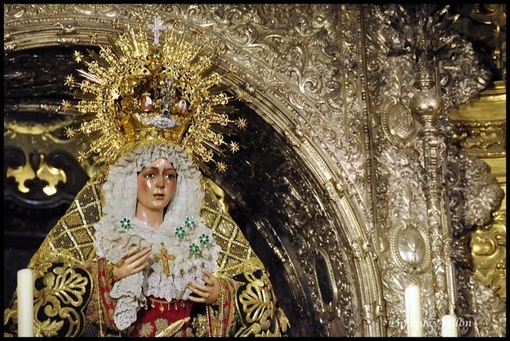 Septenario a la Virgen de la Esperanza Macarena