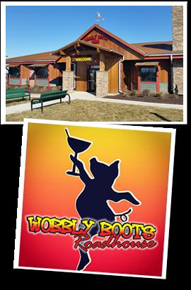 Wobbly Boots BBQ Iowa!