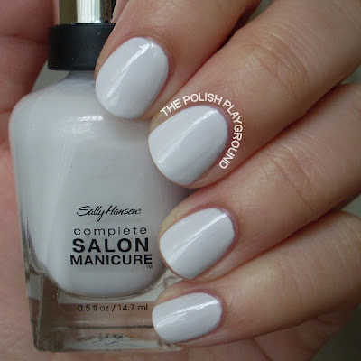 Sally Hansen Complete Salon Manicure Lavender Cloud