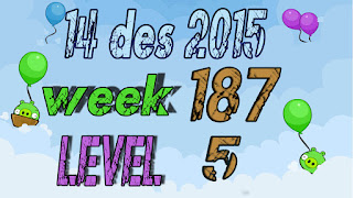 Angry Birds Friends Tournament Week 187 level 5