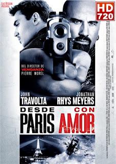 ver online Desde París con Amor DVD
