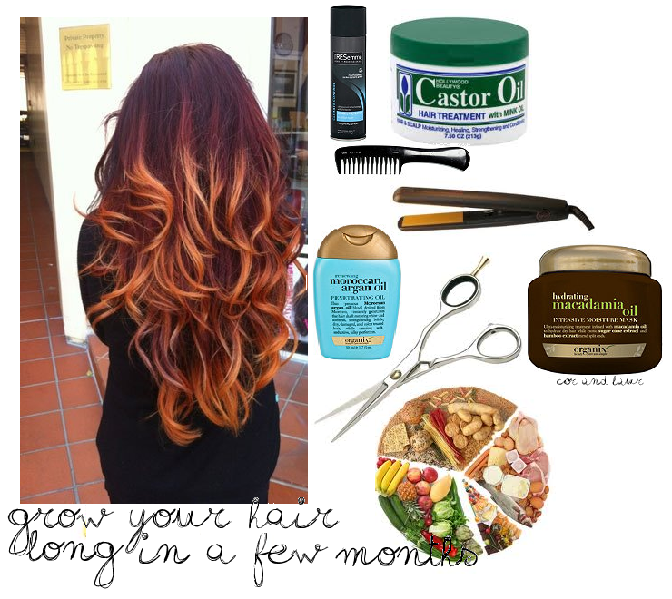 As Good As Gold Grow Your Hair Longer