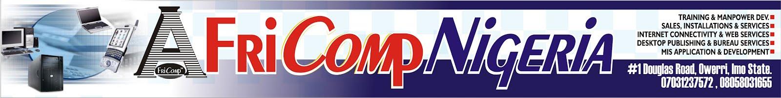 AfriComp Nigeria Blog Site