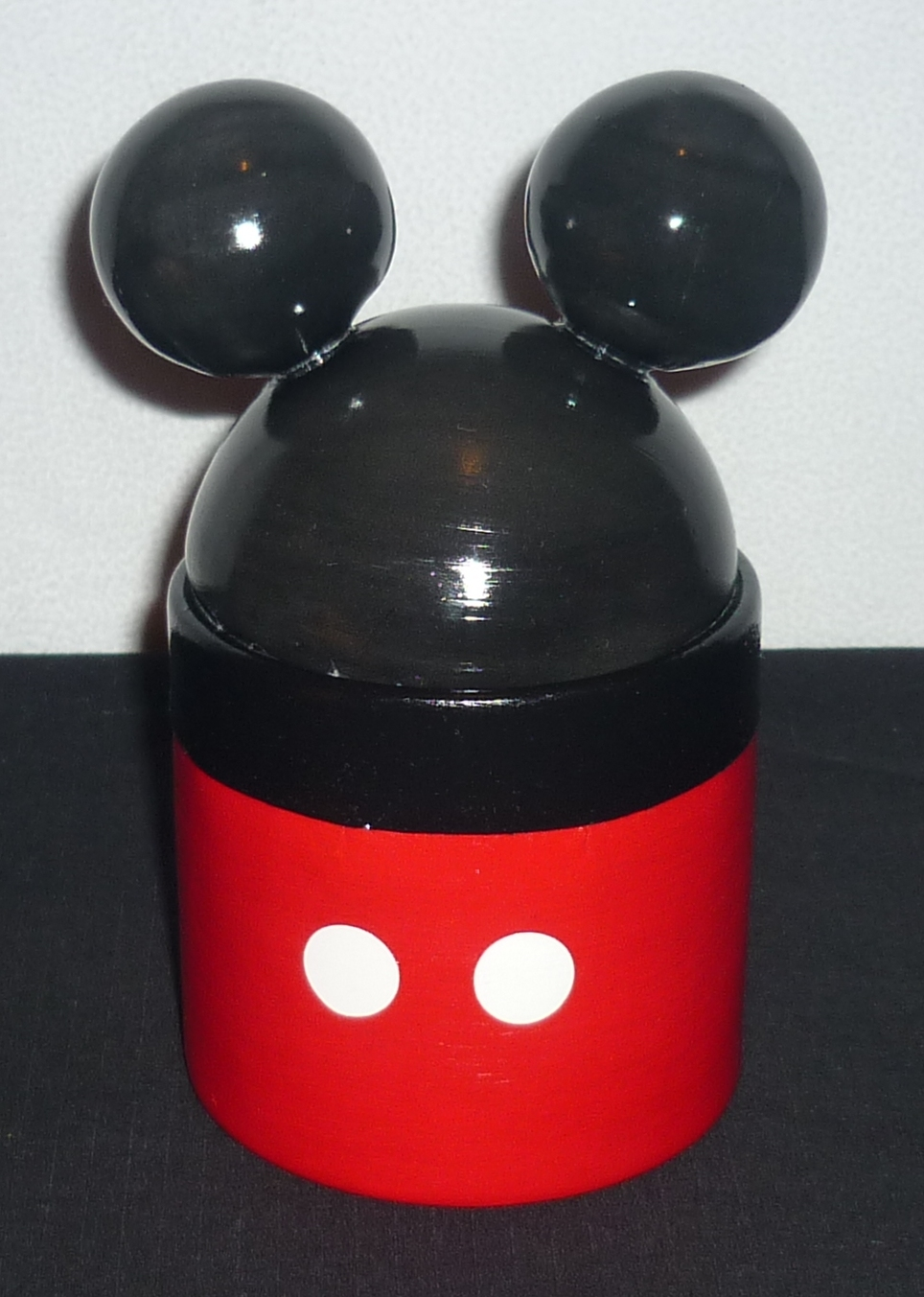 Mini Mandy Golosinero De Mickey En Goma Eva Ajilbab Com Portal Picture