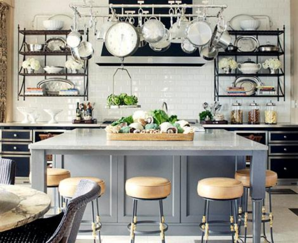 Dobre projekty blog kuchnia mick 39 a de giulio for Parisian style kitchen ideas