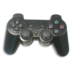 a controller (Playstation)