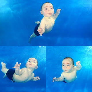 water babies underwater photo shoot