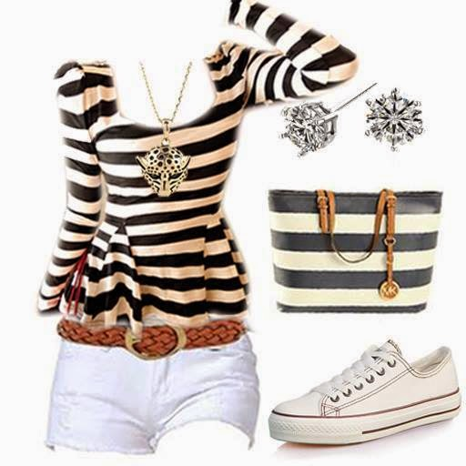 Latest Summer Outfits Ideas #11.
