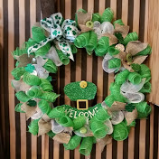 Top O' The Morning Holiday Wreath