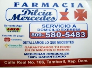 Farmacia Dilcia Mercedes