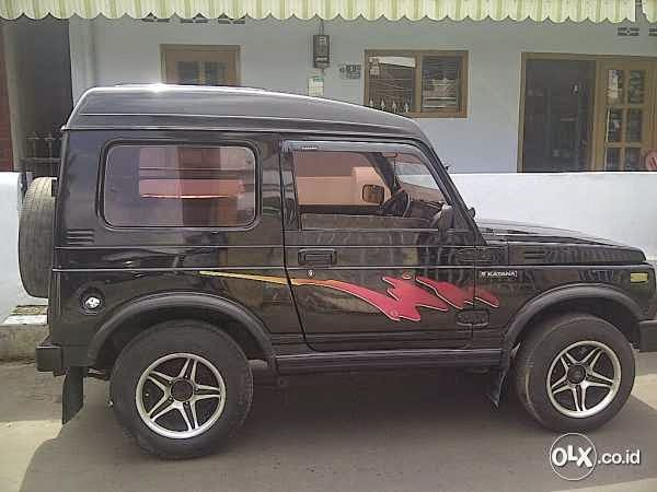 Jual Suzuki Katana Blitz Malang Kota Th90, 39jt   Mobil ...