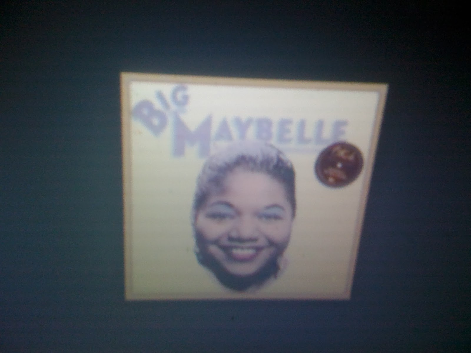 Big Maybelle 96 Tears