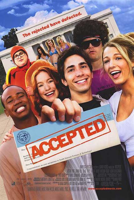 Accepted - Φοιτητής στα Ψέματα! (2006) BRrip tainies online oipeirates