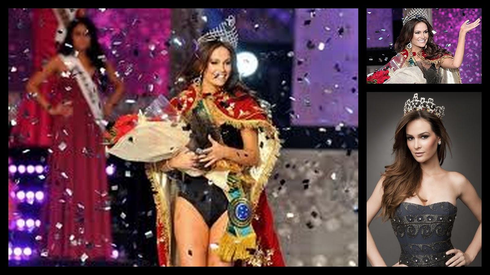 Ganhadora Miss Brasil 2011