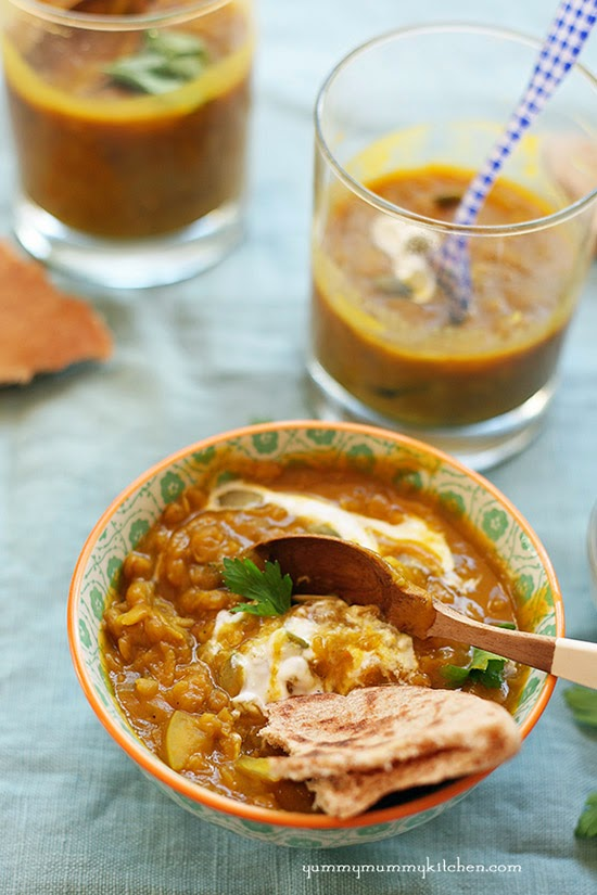Vegan Mulligatawny Soup + 10 Healthy Soup Recipes to Warm You Up ...