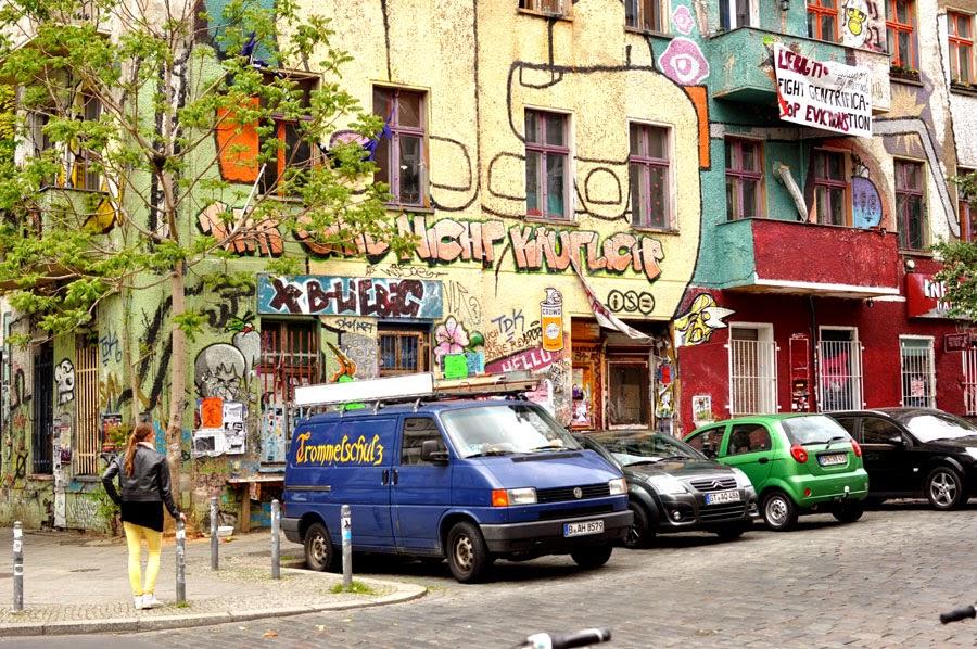 Mun asuinalue Berliinissä