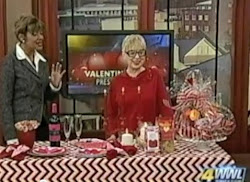 WWL-TV Eyewitness News Morning Show - Valentines Decor With The Visual Vamp
