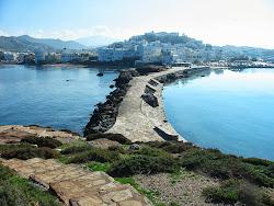 """""""Τη γλώσσα μού έδωσαν ελληνική. Το σπίτι φτωχικό, στις αμμουδιές του Ομήρου..."""""""