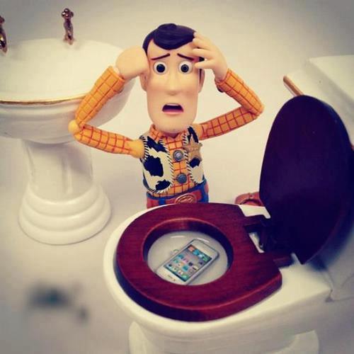 V rias frases de reflex o para facebook - Foto de toilette ...