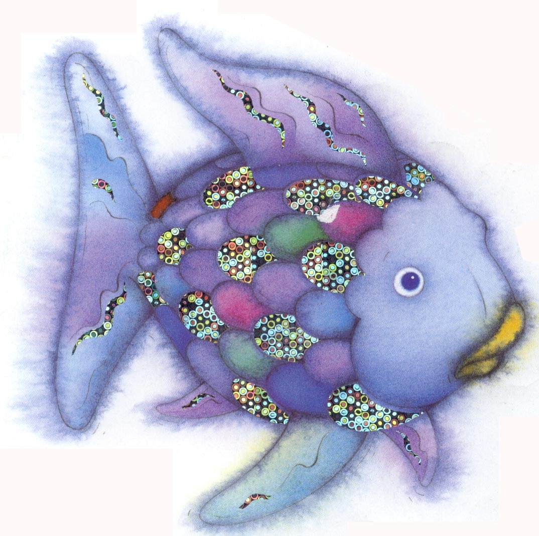 Trolleri regenbogenfisch for The rainbow fish