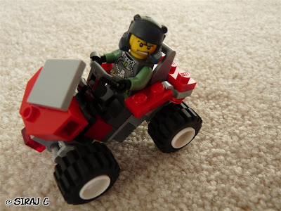 Lego - Halo Mongoose ATV