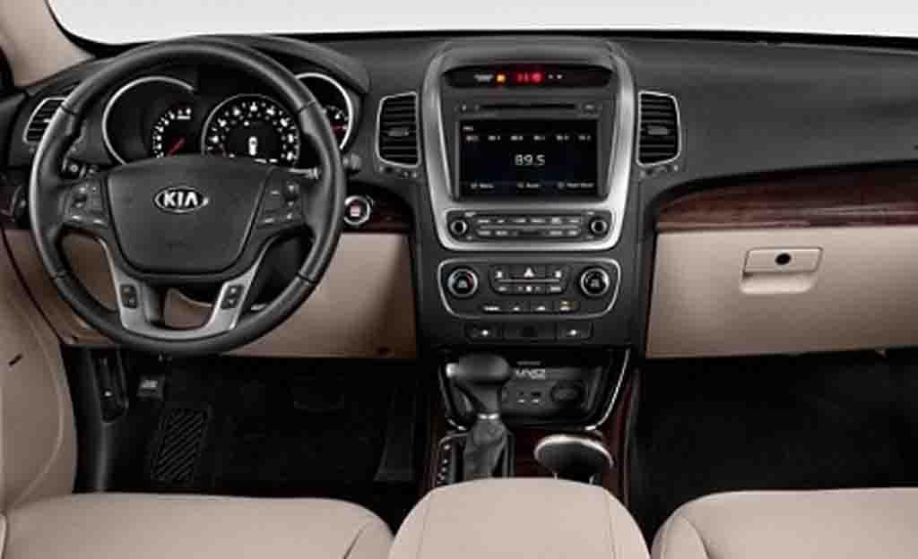 2017 Kia Sorento Release Date Review Interior Specs Car Price News