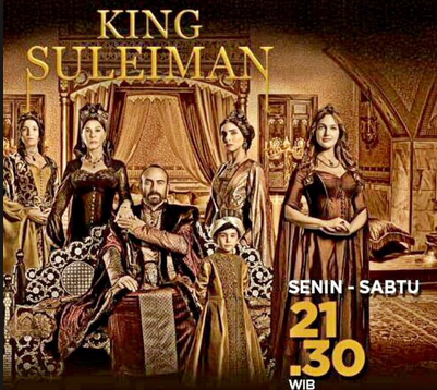 Gambar Sampul Serial Film The King Suleiman