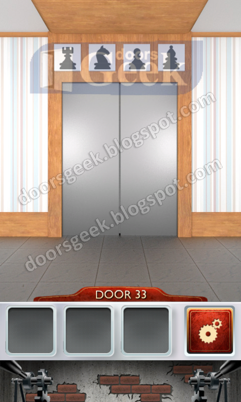 & 100 Doors 2 - Level 33 ~ Doors Geek