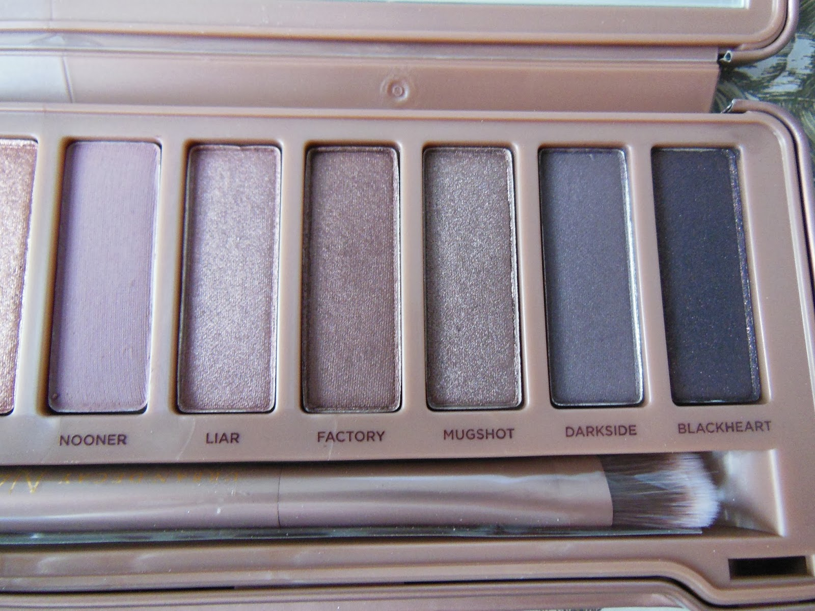 Urban Decay Naked3 Palette   The Beauty Look Book
