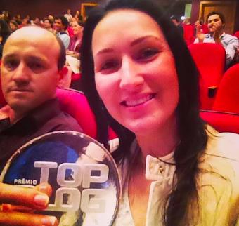 Vencedor Prêmio Top Blog 2013