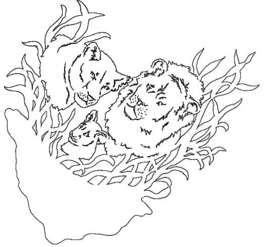 Резьба по дереву, рисунки и