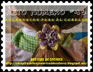 """Participo del Reto 46 de """"Bolitas de colores"""""""