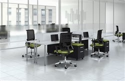e5 Open Desking by Mayline