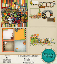 H. Owl Oween & Friends Bundle