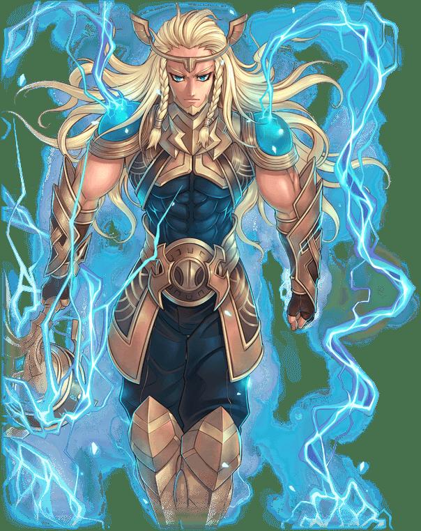Grace Valhalla Thor