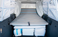 Volkswagen Caddy Maxi Camper (2013) Interior