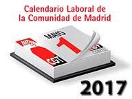 Calendario Laboral 20177