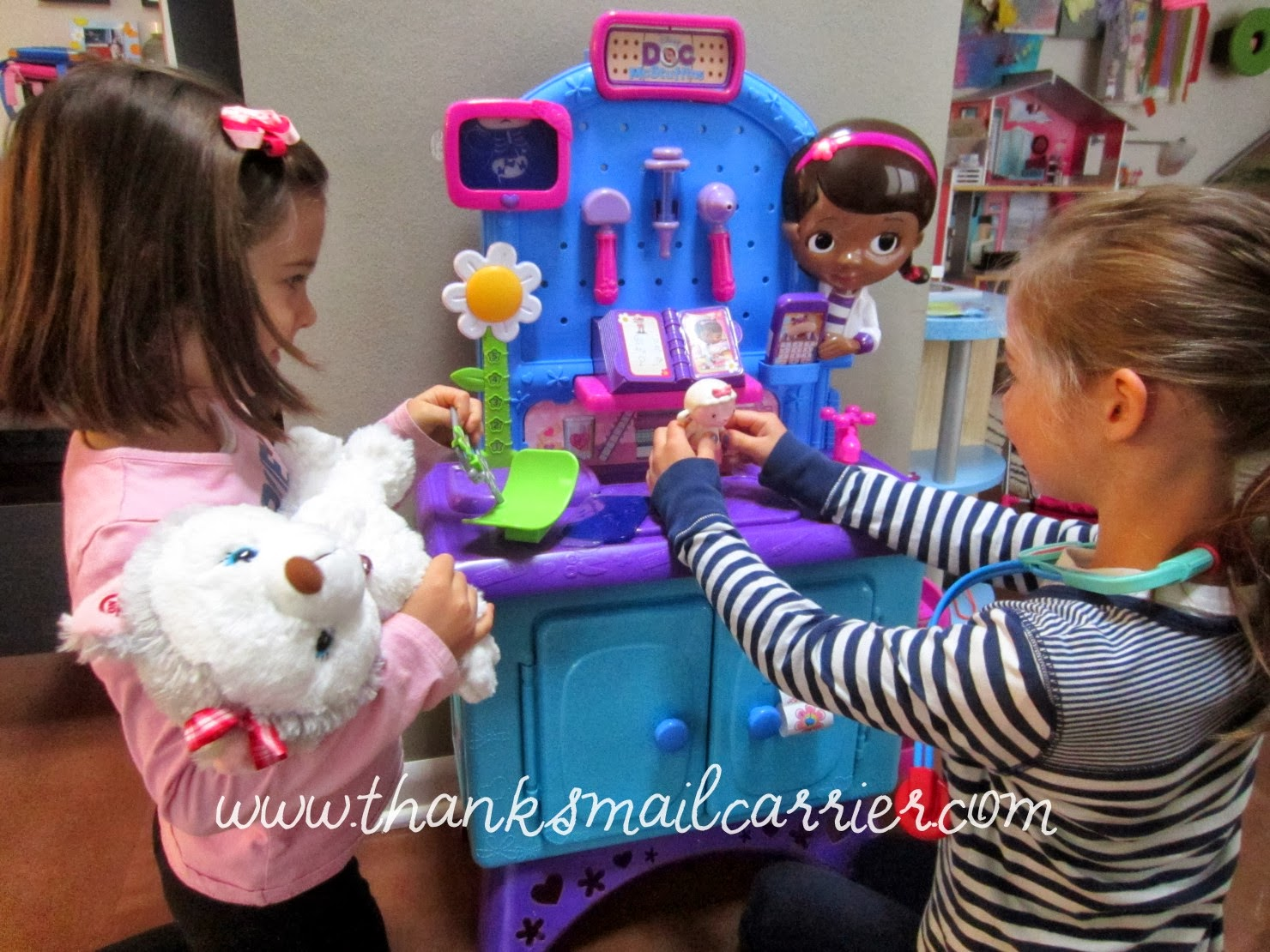 Disney Doc McStuffins Get Better Checkup Center by Just Play