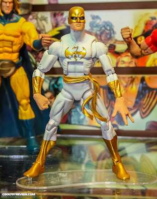 Hasbro 2013 Toy Fair Display Pictures - Marvel Legends - Iron Fist