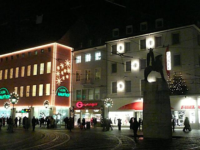 bertoldsbrunnen, freiburg