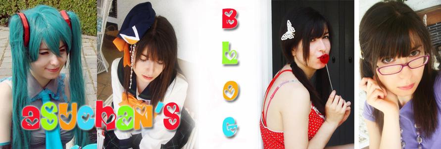 Asu-chan's blog