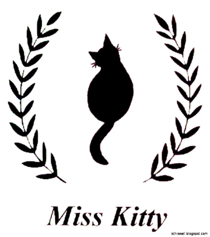 Miss Kittys Logo Shop